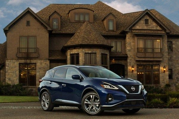 new-Nissan-Murano-2019-packaged-with-a-Safety-Shield-360-tech