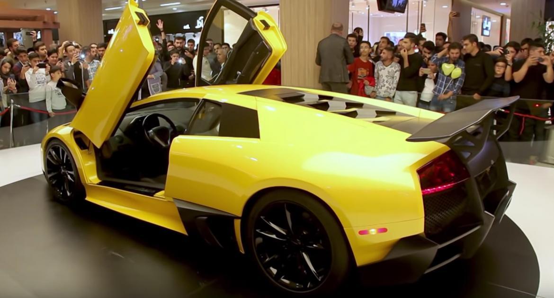 a-Lamborghini-murcielago's-replica-from-Iran