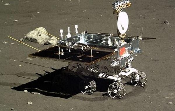 a spacecraft