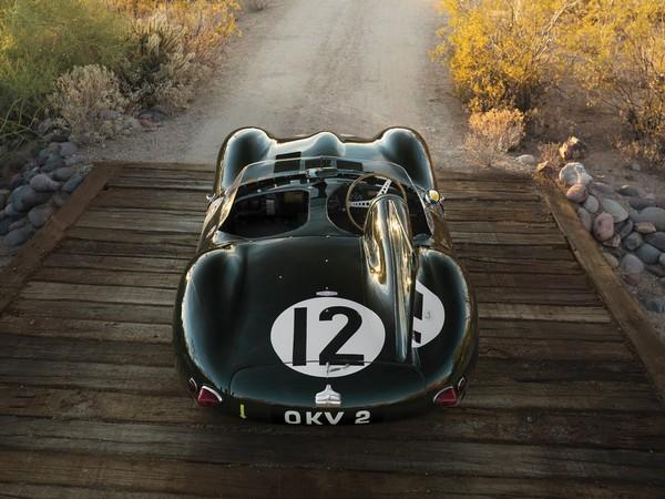 1954-Jaguar-D-Type-Racer
