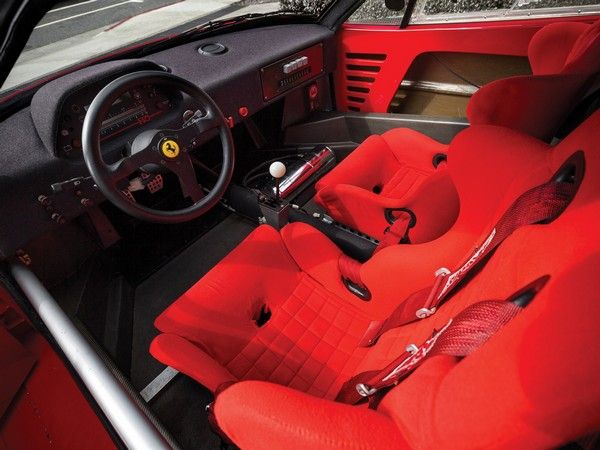 1994-Ferrar-F40-interiors