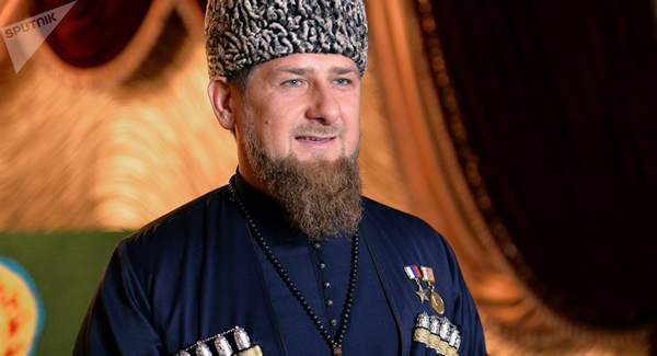 Ramzan Kadyrov, the leader who gifted the Mercedes to Rahim