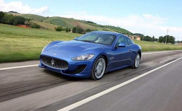 The-Maserati-GranTurismo-S