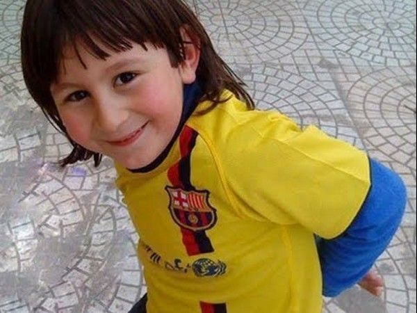 Messi-6-year-old