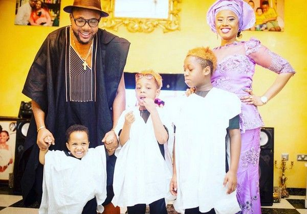 E-Money-and-his-family