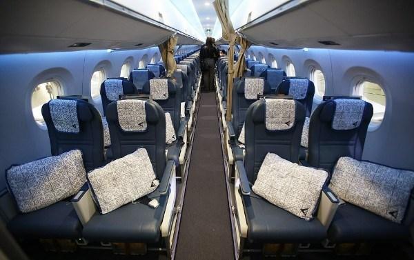 seats on Kazakhstan's new leopard aircraft