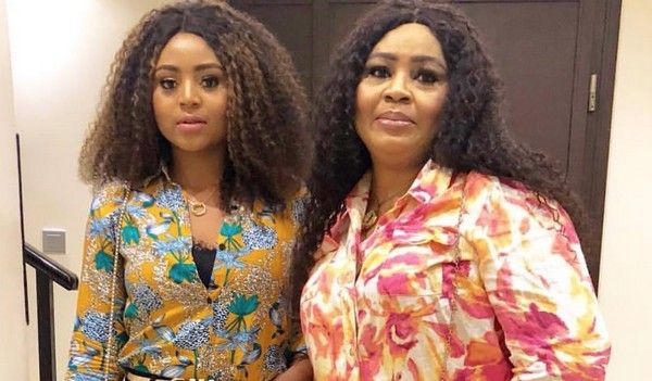 Regina-Daniels-and-her-mother