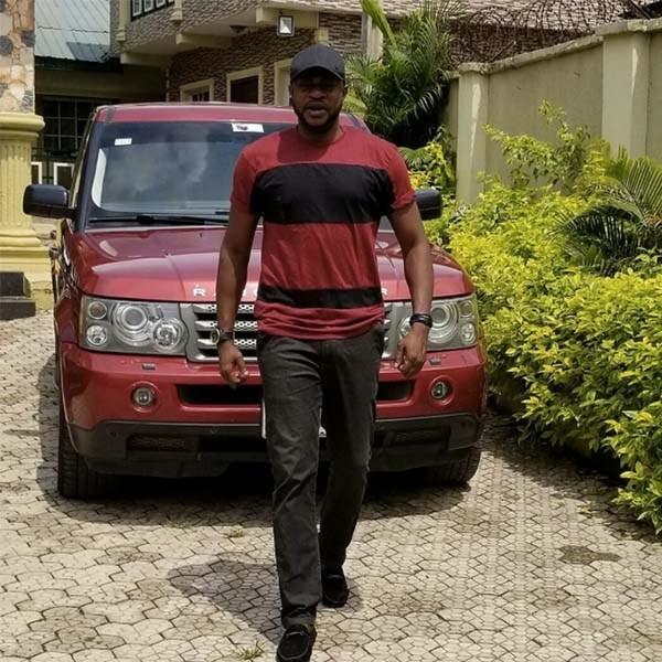 Odunlade-Adekola-red-Range-Rover