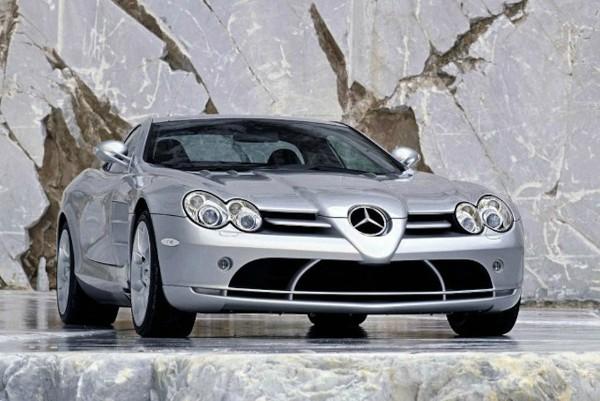Mercedes-Benz-SLR