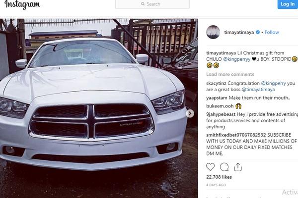 Timaya's-post-on-his-Instagram-account