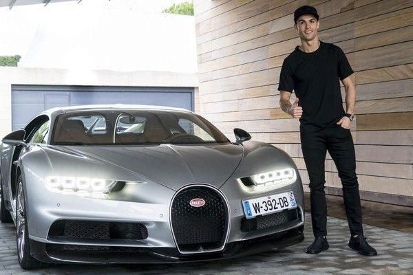 Ronaldo-Bugatti-Chiron