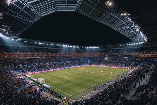 a-stadium