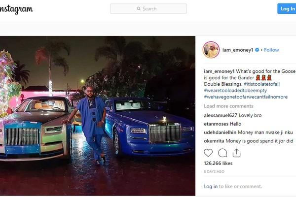 E-Money's-post-on-Instagram