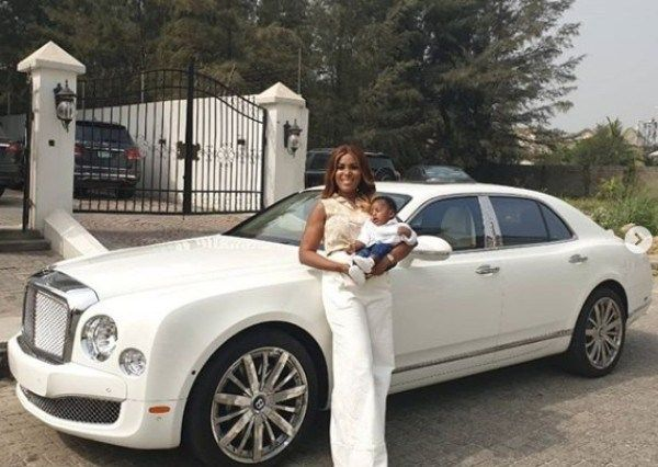 Linda-and-her-son-with-the-white-car