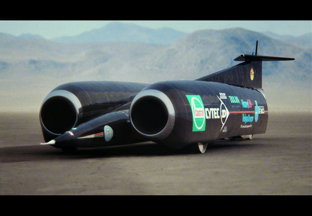 the-thrust-SSC