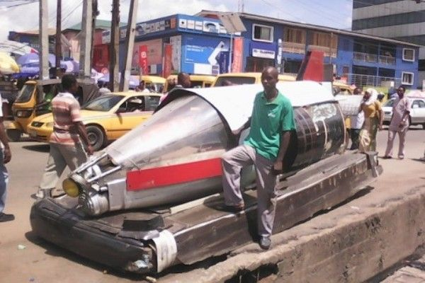 Obasanjo-and-his-car