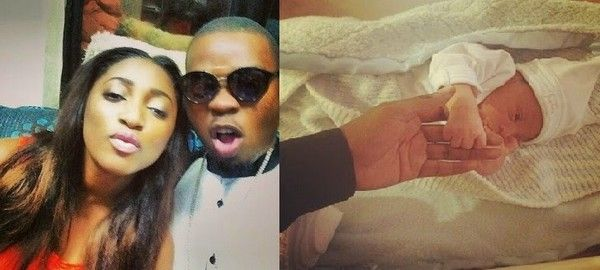 Olamide-and-girlfriend-and-son