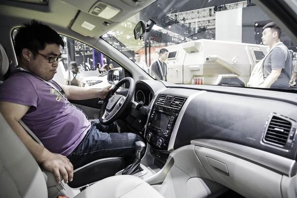 a-man-in-car