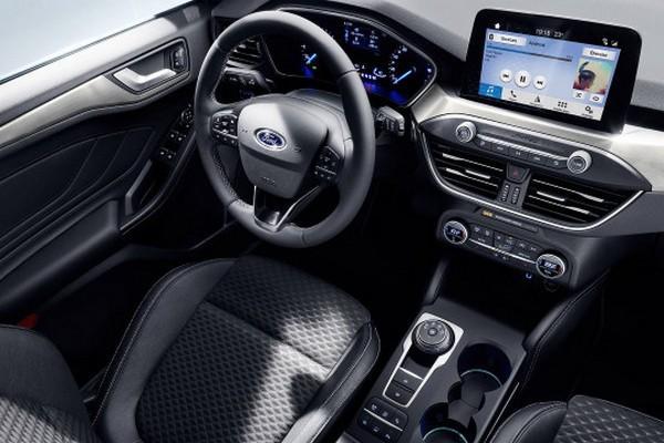 Ford-car-interior