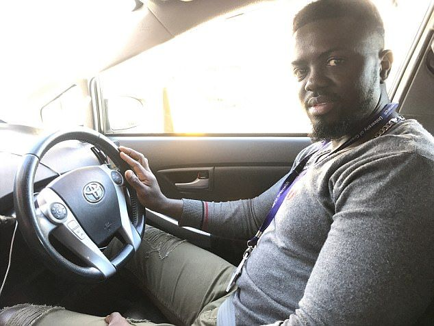 a-black-driver