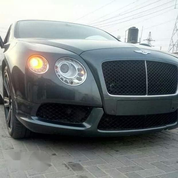 Bentley Continental GT 2014 Gray For Sale
