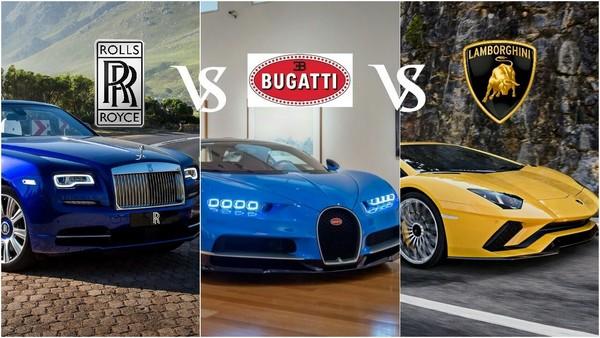 Lamborghini-Rolls-Royce-Bugatti