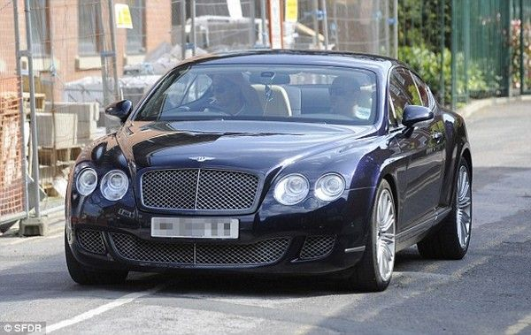 Ronaldo-Bentley-GTC