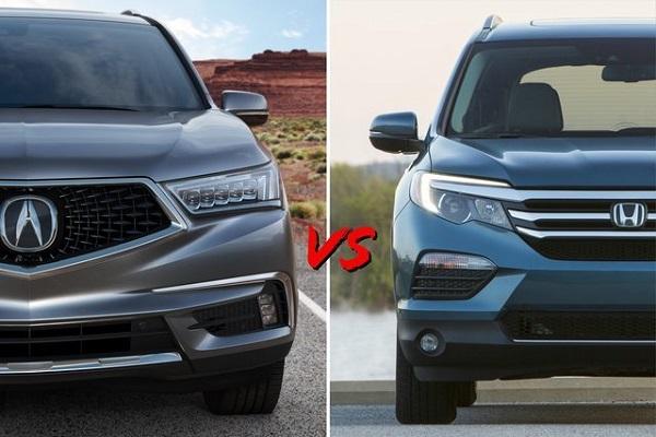 Mdx Vs Pilot >> Acura Mdx Vs Honda Pilot Which One Should You Choose Naijauto Com