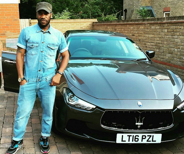 Jay-Jay-Okocha-and-his-car