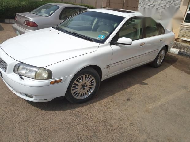 Volvo S80 2005 White for sale