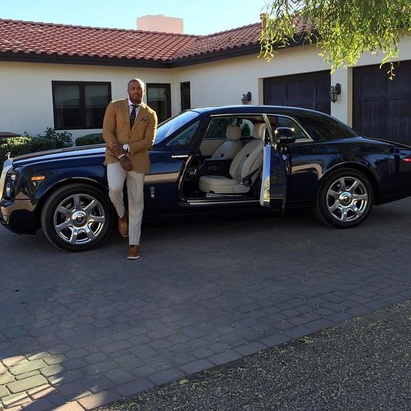 The-Rolls Royce-Phantom