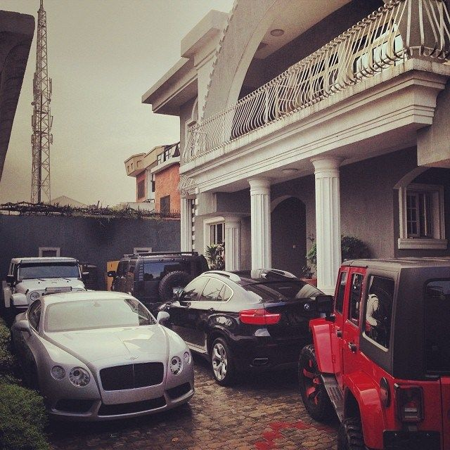Bentley-Mulsanne-BMW-X6-Jeep-Wrangler