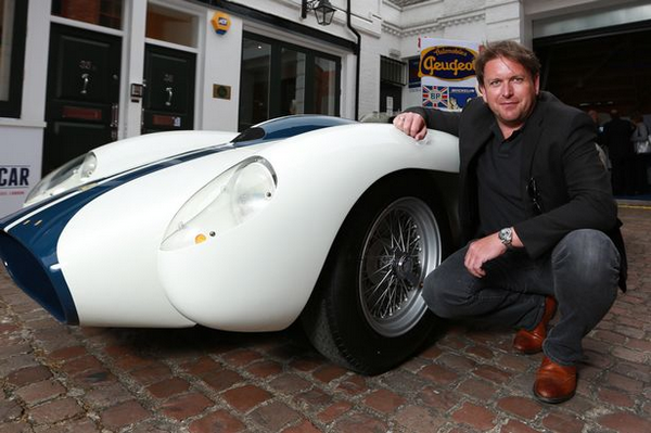 TV-Chef-James-Martins-and-his-car