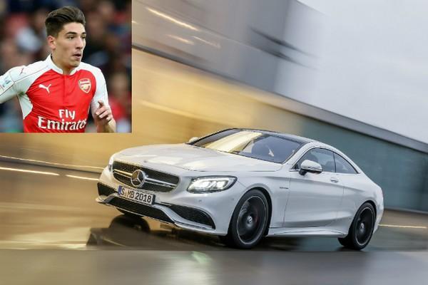 Hector-Bellerin-Mercedes-AMG