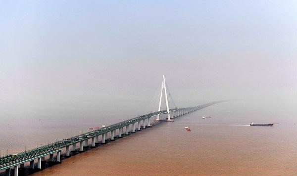 Image-of-the-Hangzhou-Bay-Bridge