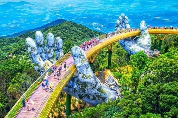 Vietnam-Golden-bridge