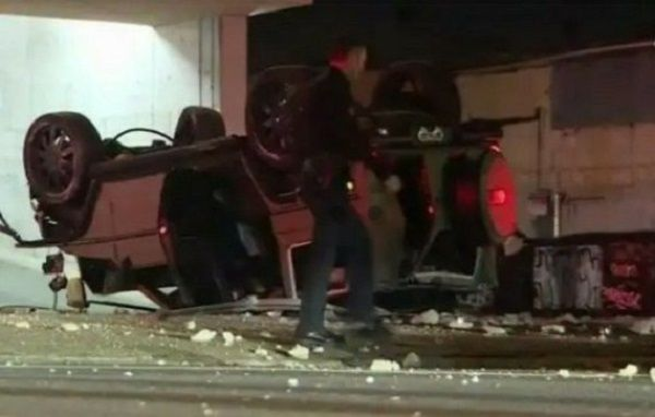 Image-of-crashed-Mercedes-Benz-G-Wagon