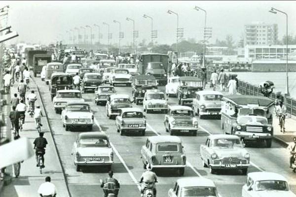 Image-showing-Carter-Bridge-Lagos-at-Late-60s