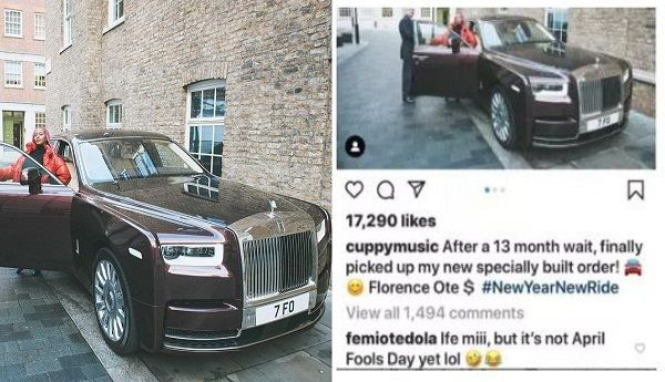 Femi-Otedola's-reply-to-DJ-Cuppy's-Instagram-post