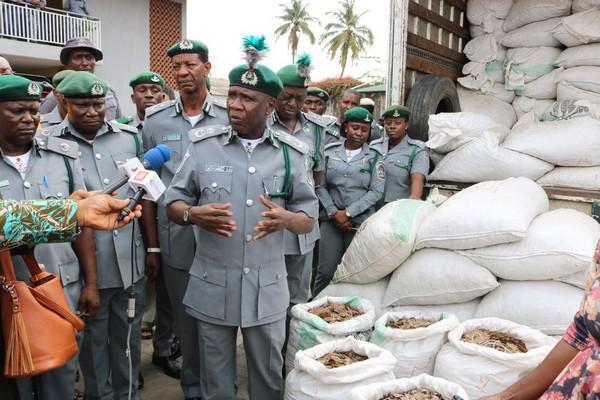 Nigeria-custom-service