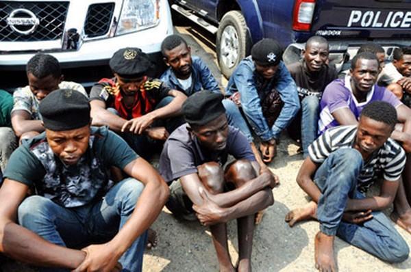 Nigerian-robbers