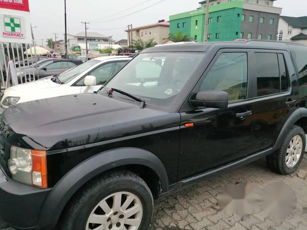 Land Rover LR3 2010 Black for sale
