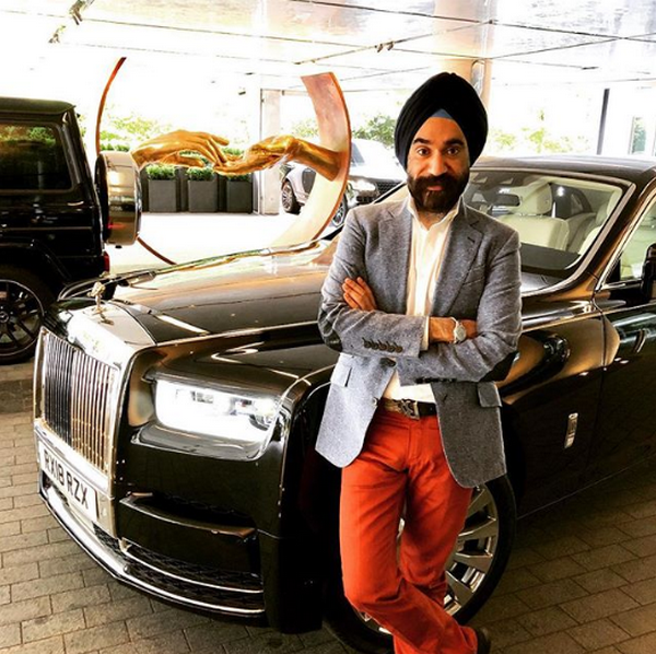 Reuben-Singh-Instagram-post