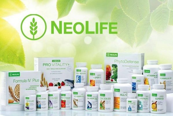 Neolife-products