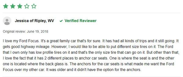 customer-review-on-Ford-Focus