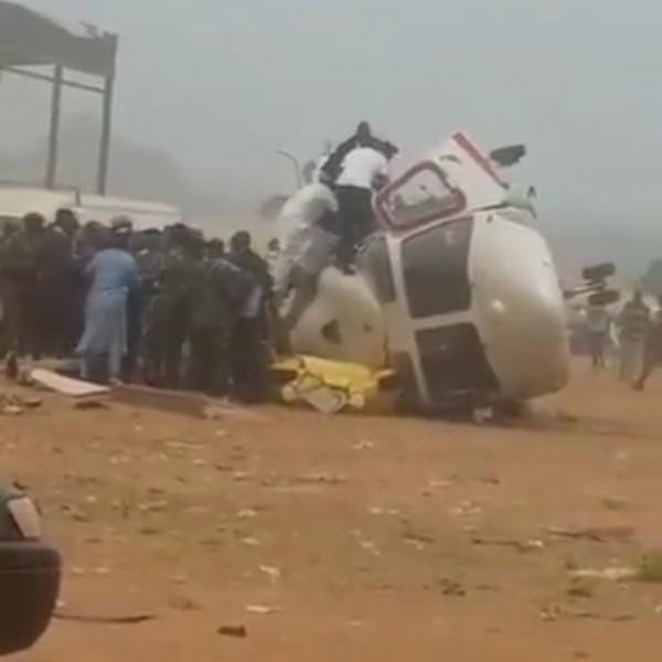 Vice-president-air-crash