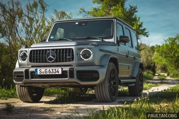 Mercedes-AMG-G63