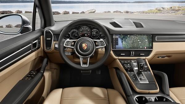 Porsche-Cayenne-2019-interior