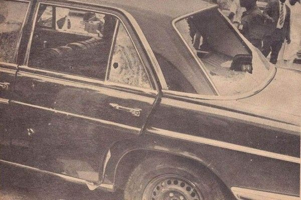 the-car-in-which-Murtala-Muhammad-was-shot-dead