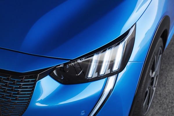 Peugeot-car-headlight
